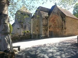 Moutier D'Ahun Abbey