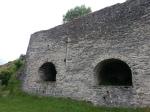 A lime kiln