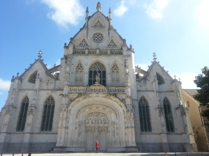 Monastery portal
