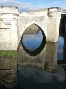 Arch & reflection