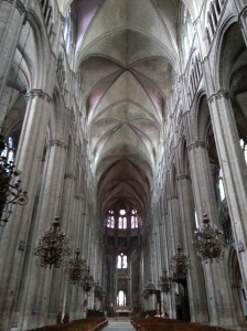 The central nave