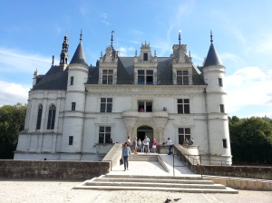 Chateau frontage