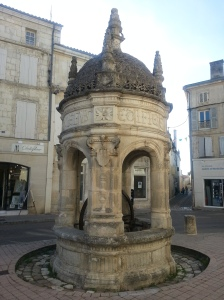 La Fontaine de Pilori