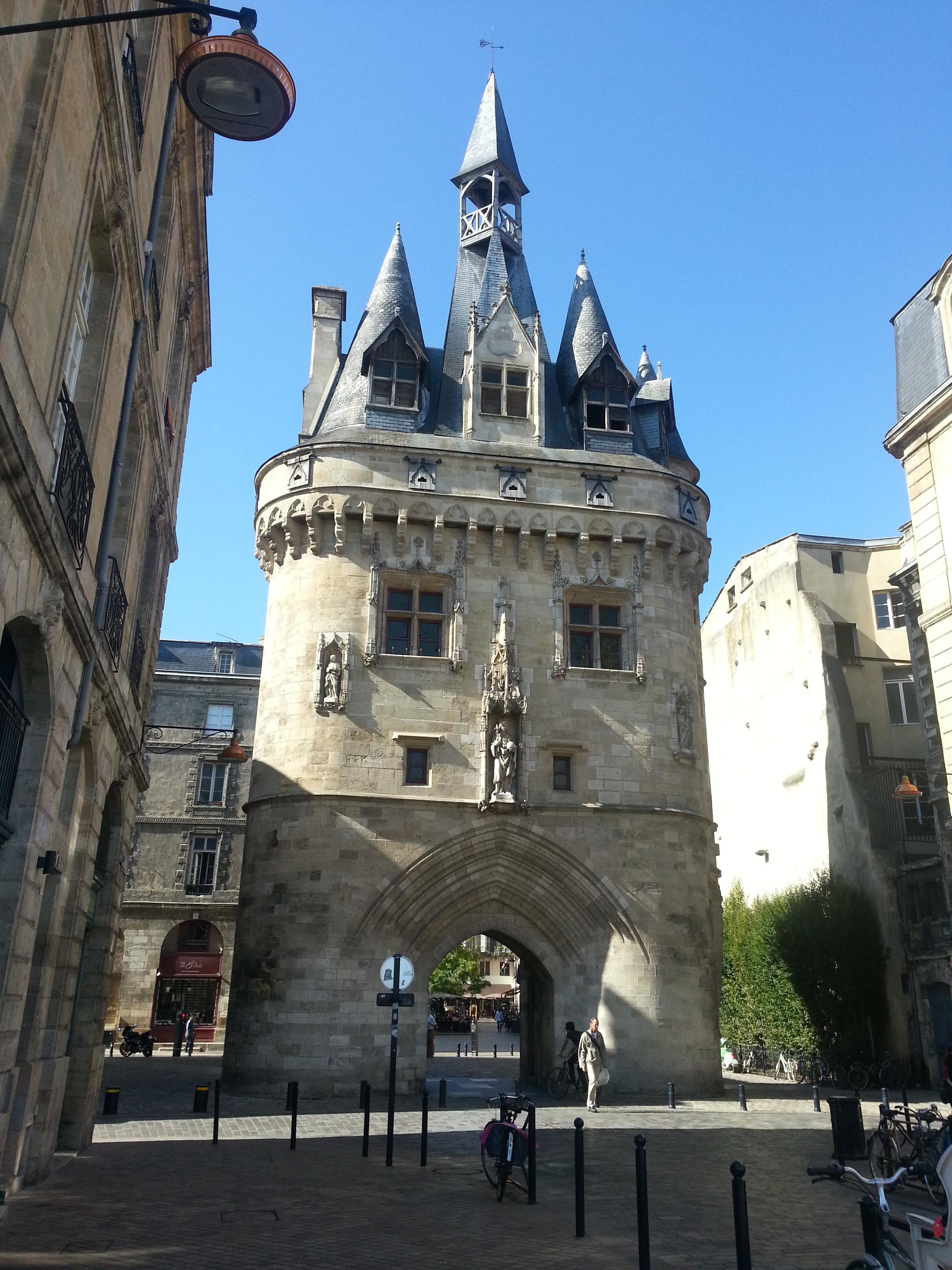 La belle bordeaux journey with me too for Porte cailhau