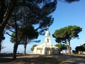 Saint Eloi in pines