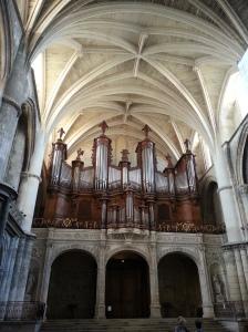 St Andre organ