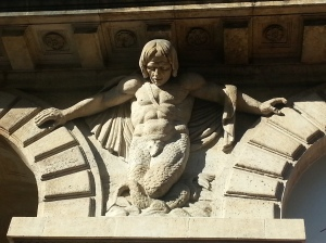 Statur merman 1