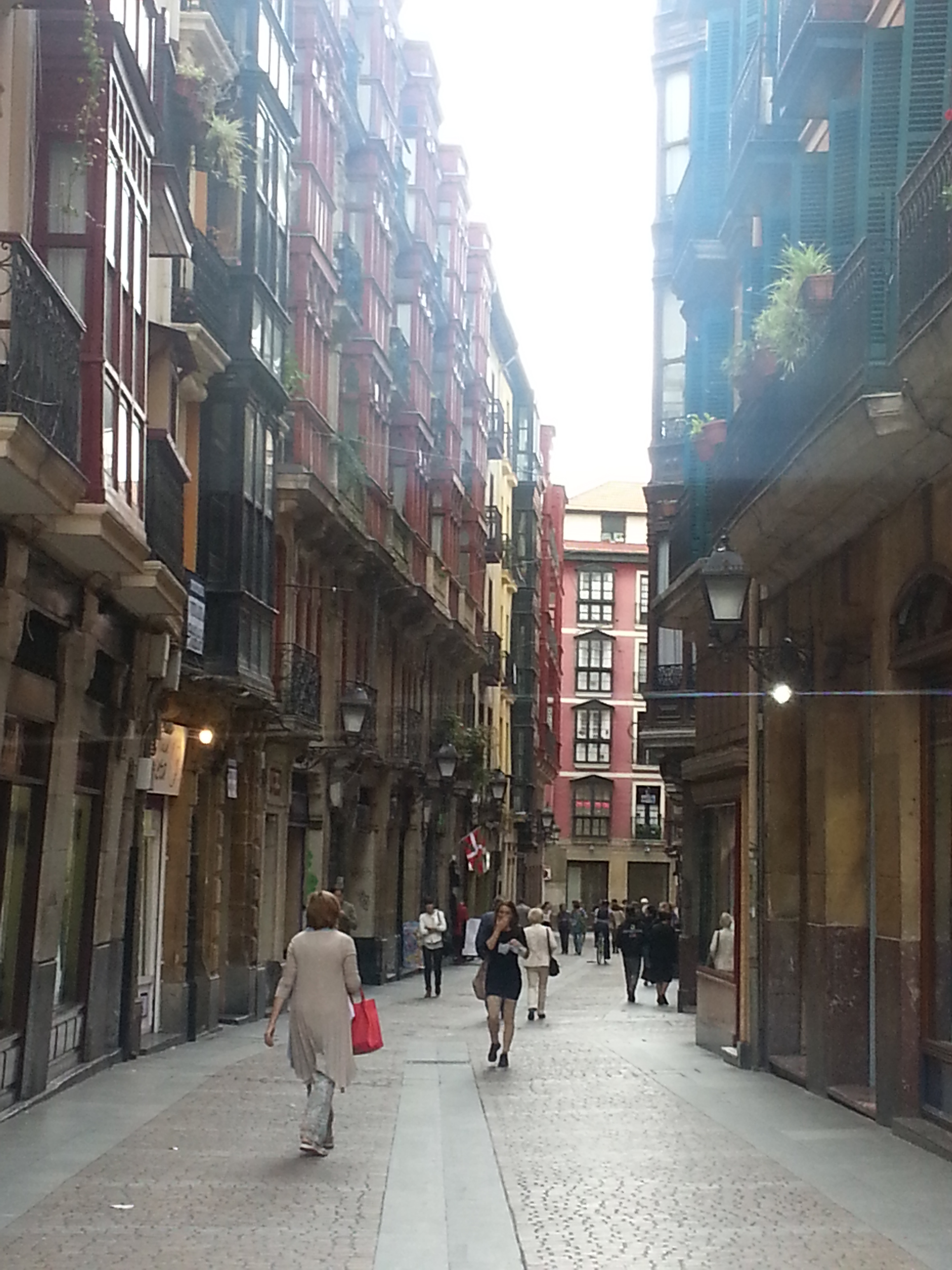 Old Town Bilbao House
