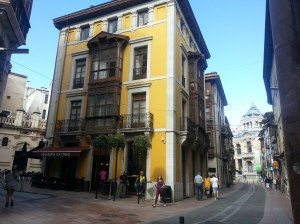 LLanes main streets