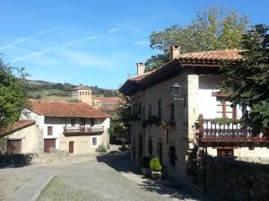 Santillana town 2