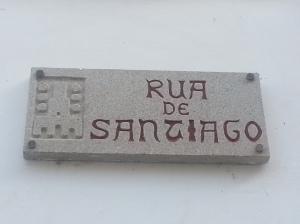 Rua da Santiago