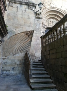 Cathedral shell steps