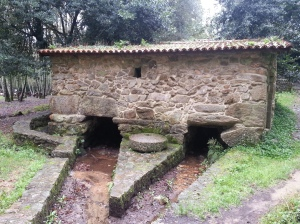 The mills are mostly 'cubic' with two water-wheels and two bedstones.