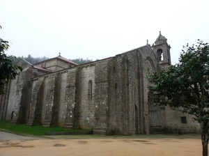 Santa Maria de Armenteira