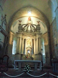 Monastery church altar - Copy