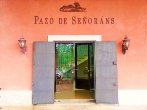 Pazo entrance - Copy