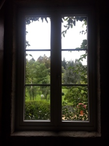 Pazo window
