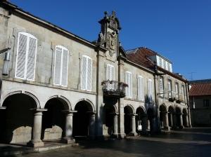 Pontevedra arches