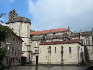 The  C16th  Renaissance Basilica of Santa Maria