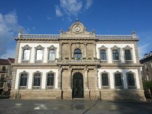 Pontevedra hall
