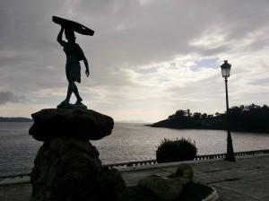 Sanxenco statue - Copy