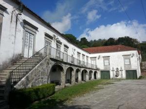 My next stop : Quinta de Paco D'Anha, Portugal