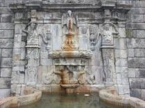 17th Century Fountain