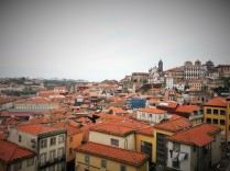 Porto's red roofs