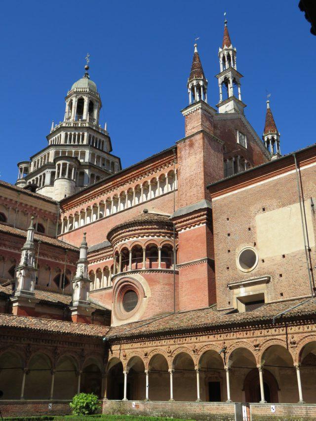 Certosa first cloister