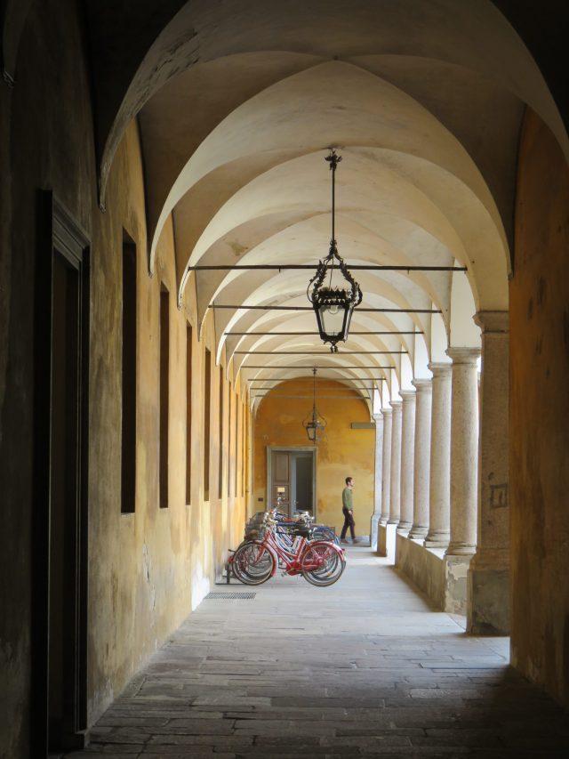 Pavia university 1