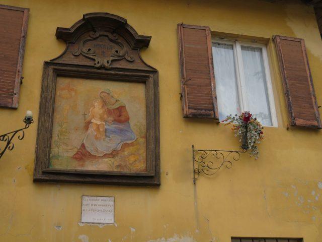 Pavia wall