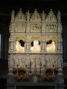 Saints tomb