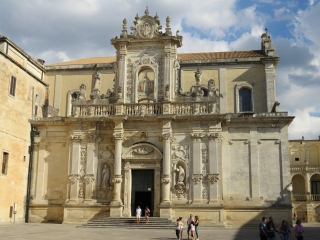 Lecce cathedral - Copy