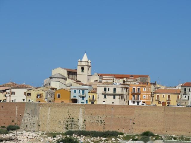 Termoli's old town or 'Borgo Antico'