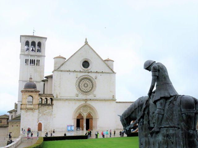 The Upper Basilica di San Francesco